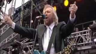 Bee Gees - Jive Talking(Princes Trust Concert 2006)