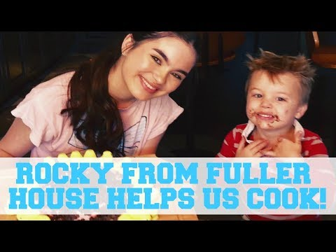 Cooking With The Messitt Boys - Guest starring Landry Bender