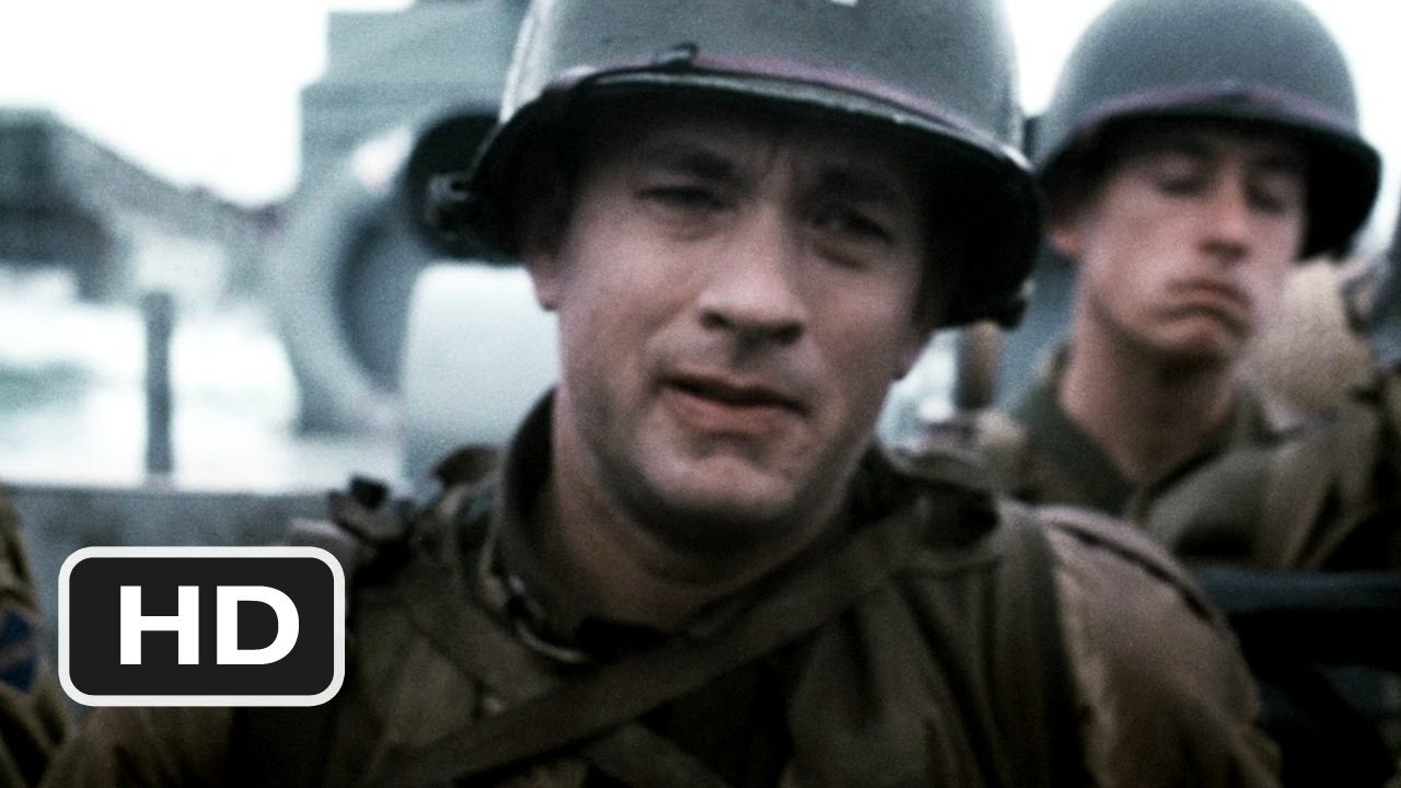 Saving Private Ryan #1 Movie CLIP - See You On The Beach ...