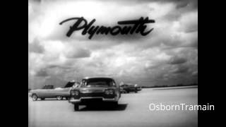 1958 Plymouth Fury Commercial - \