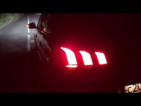 Ночной обзор Peugeot 5008 - волшебство 3008 продолжается