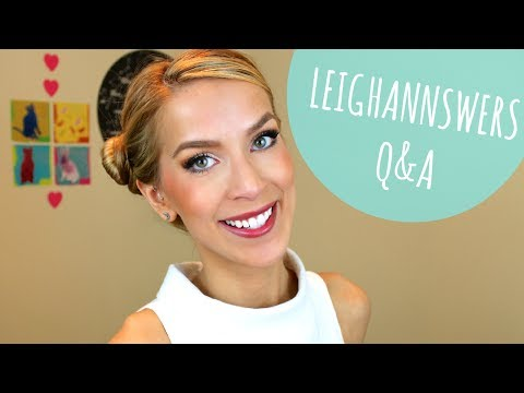 Leighannswers Q&A! (Marriage. Breakups. Princess Leia!)