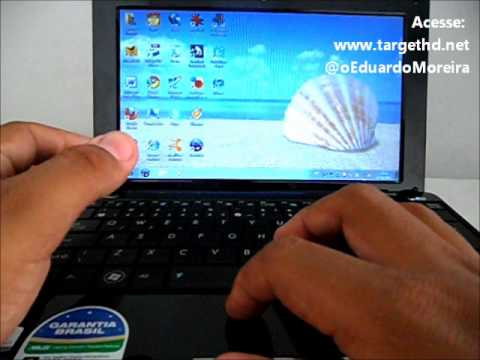 Eduardo Moreira - Análise do netbook Asus Eee PC 1005HA