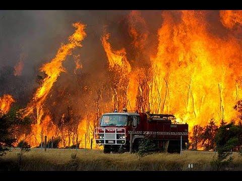 Australia fire Jan 2015