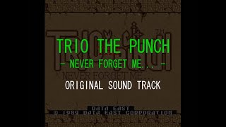 Trio The Punch Sound Track