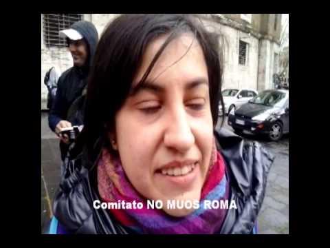 NO OBAMA A ROMA - MANIFESTAZIONE 27 MARZO 2014