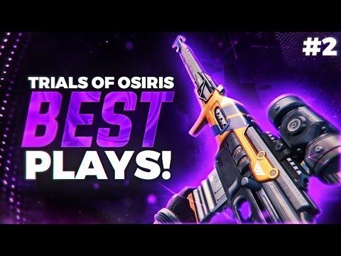 Destiny:  Trials of Osiris Best Plays #2
