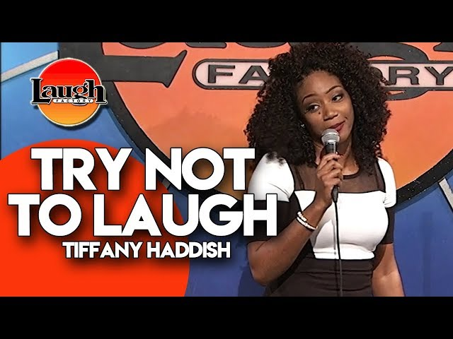 TRY NOT TO LAUGH  Tiffany Haddish  Stand-Up Comedy