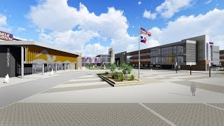 Claycomb Architects | Pecos High School