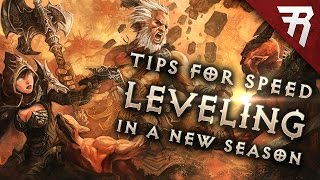 1-70 Fast Leveling Guide for Patch 2.6.1 Season 12 in Diablo 3 Reaper of Souls (PC, PS4, Xbox One)