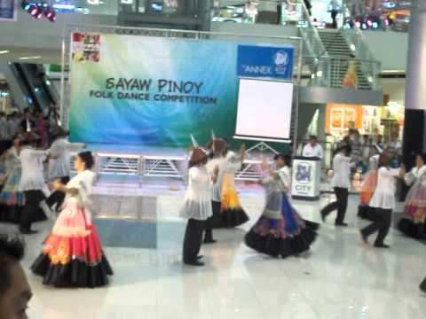 La Jota Moncadena - Sayaw Pinoy 2014 1st Runner Up-davao video