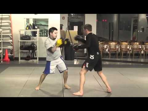 Kenny Barry CSW coach / MMA focus mit drills Image 1