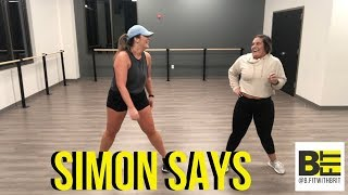 Simon Says by Megan Thee Stallion // Dance Fitness // B.Fit with Brit