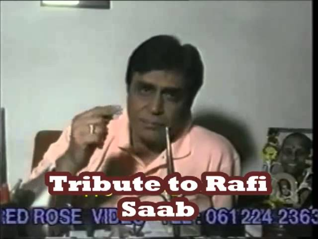 RAJENDRA KUMAR TALKS ABOUT MOHD RAFI FIRST TIME EVER ON YOUTUBE