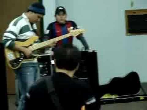 Alvaro Lopez & Resq Band [Rehearsal]