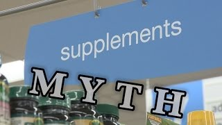 Vitamin and supplement myths | Consumer Reports