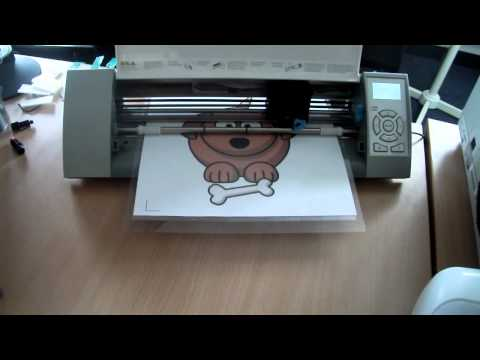 Silhouette Cameo - Basic 12x12 print & cut