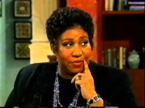 """Aretha Franklin """"A Rose Is Still A Rose"""" & Interview on Regis and Kathy Lee 1998"""