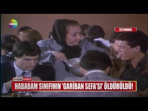 """Hababam Sınıfının """"Gariban Sefa'sı"""" öldürüldü!"""