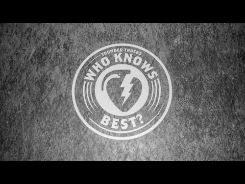 Thunder Who Knows Best Final Day @ Skatepark Noord Amsterdam