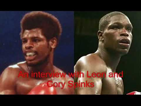 Leon, Cory Spinks Interview: Mr T Was My BodyGuard