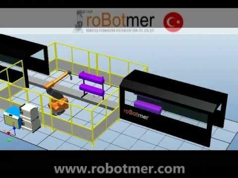 Alevleme Robot Simülasyonu 3