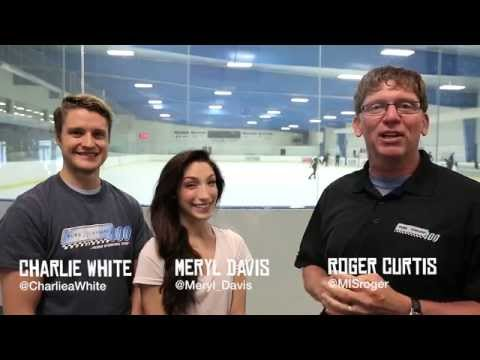 Skating School with Charlie White and Meryl Davis