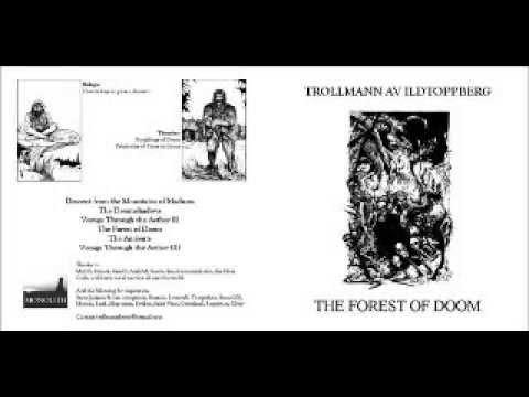 Trollmann av Ildtoppberg - The Forest of Doom (Full album)
