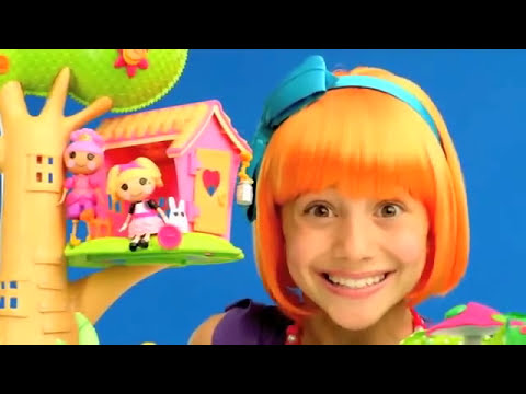 Lalaloopsy - Mini Lalaloopsy Treehouse Playset