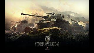 УЧУ РАЧИНУ ИГРАТЬ😎World of Tanks