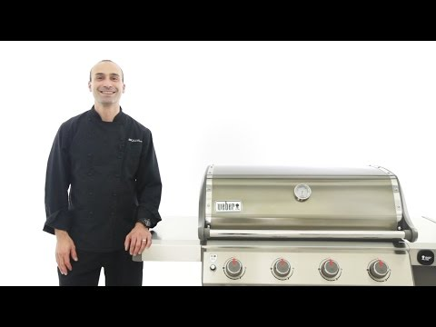 Weber Genesis II Gas Grill Review   Special Edition 4 Burner   BBQGuys.com