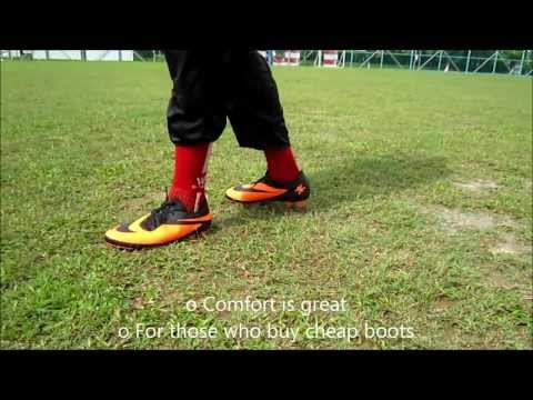 Nike HyperVenom PHADES FG Boot Review And Test