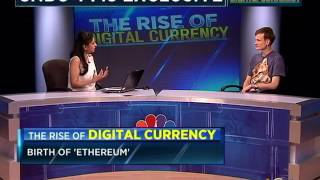 CNBC-TV18 Exclusive With Ethereum Creator (Part1)