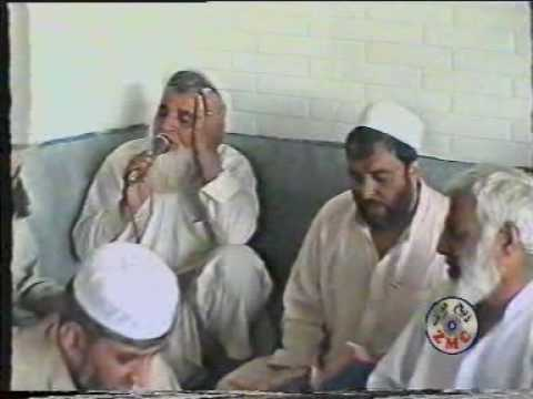 mir fakhrudin agha in peshawer part 1