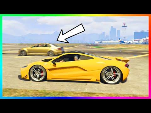 GTA 5 DLC Car Faster Than Best Super Car!? - Progen T20 VS Schafter V12 Speed Test Results! (GTA V)