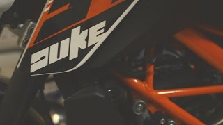 KTM Duke 390 Bike Porn | Cinematic movie