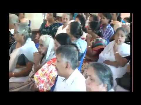 P C Mathew Funeral Service on May 1st