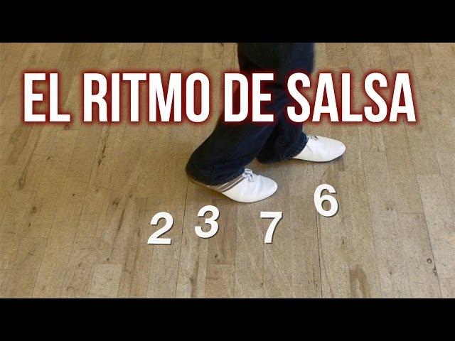 Encontrando el ritmo de salsa para principiantes