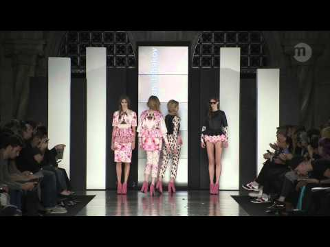 istituto marangoni • 2012 london graduate fashion show