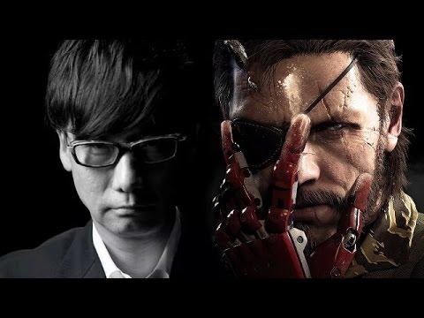 Хидео Кодзима - человек, который играет в тебя