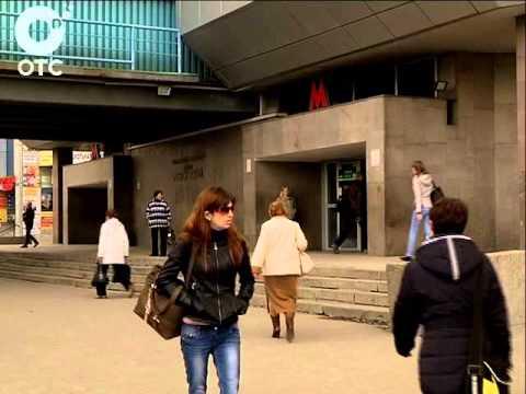 На станции Речной вокзал молодой человек бросился под поезд метро