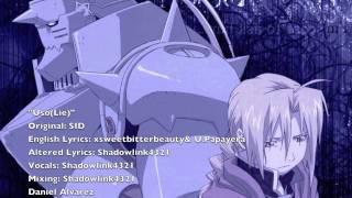 English 39 Uso Lie 39 Fullmetal Alchemist Brotherhood
