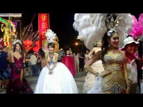 Шоу-трансвеститовТиффани-шоуТайланд.Паттайя 2012
