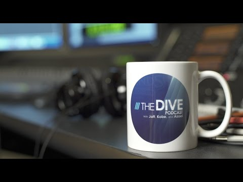 The Dive with Jatt, Kobe, & Azael