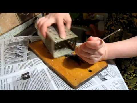 видео как чистить окуня
