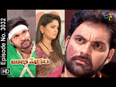 Abhishekam | 5th October 2018 | Full Episode No 3033 | ETV Telugu