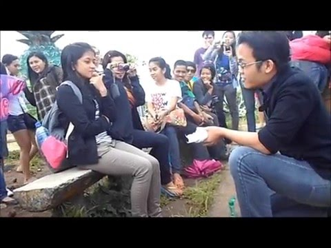 Very Touching Marriage Proposal   Tagaytay video
