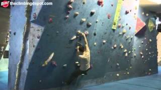 The Depot Climbing Centre Leeds - White boulder problems Reset (V0-V1) HD (26/04/11)