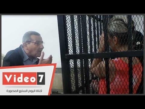 بالفيديو.. محامى الروسية المتهمة بالدعارة: بتقابل 9 أفراد وتكسب 25 ألف جنيه فى اليوم