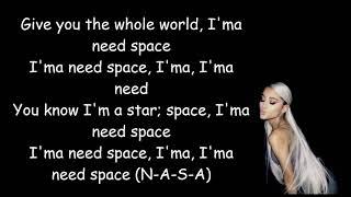 Ariana Grande Nasa